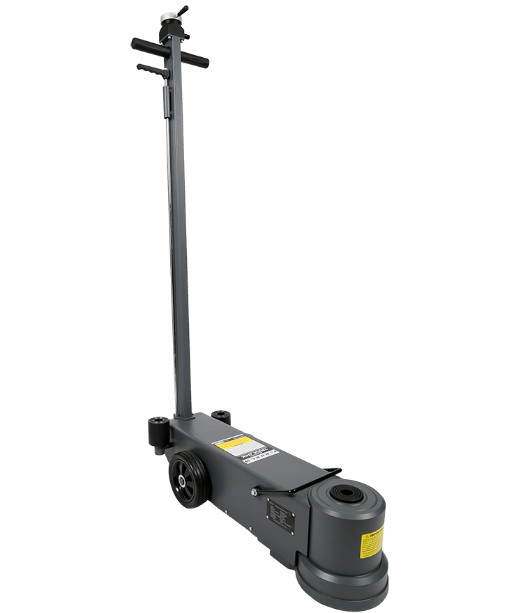 Truck Jack Air Actuated 2-Stage 50,000kg