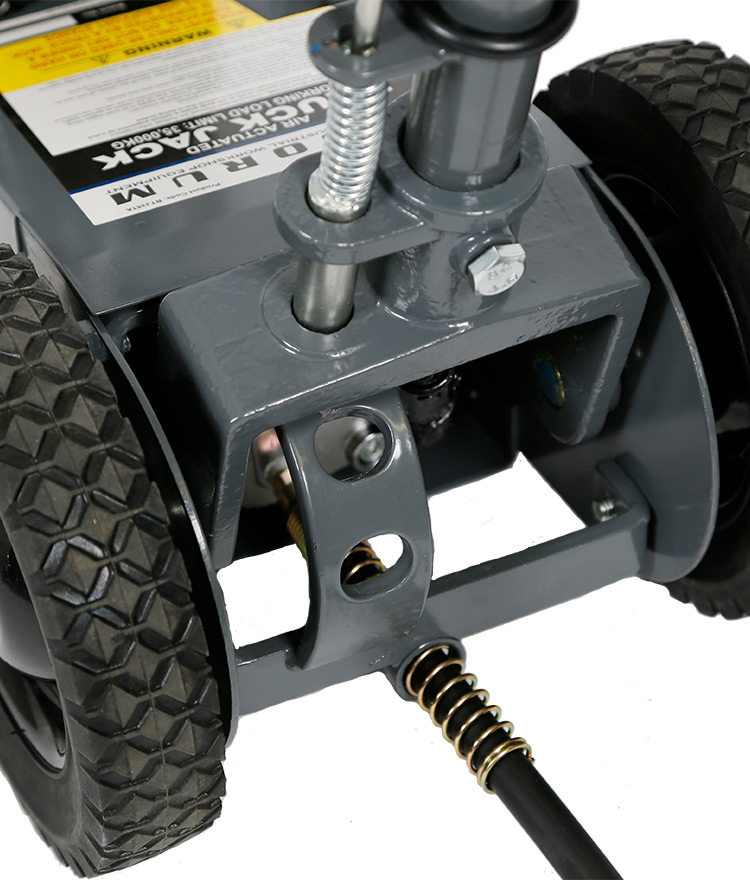 Truck Jack Air Actuated 35,000kg