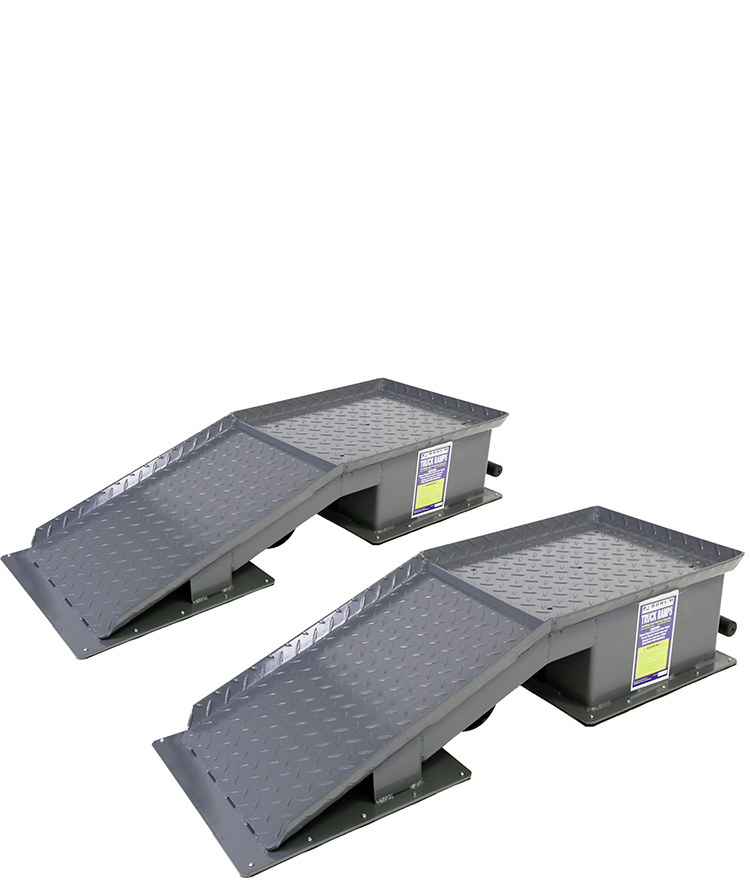 Portable Truck Ramps 20,000kg