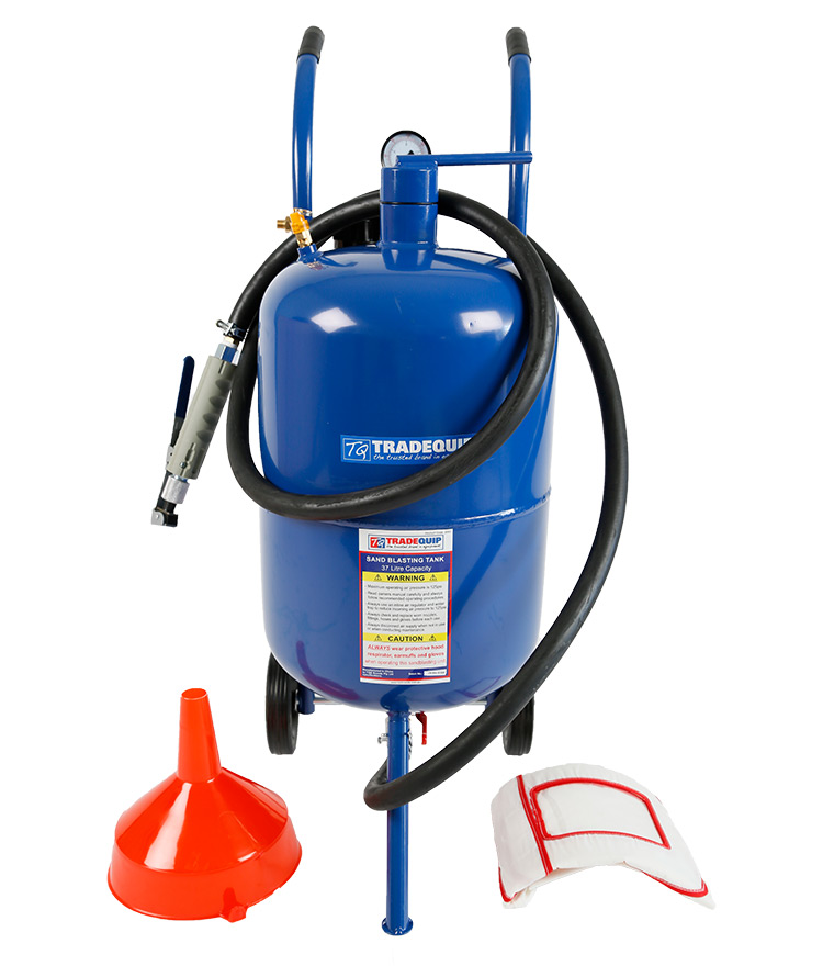 Mobile Blasting Kit 37Litre