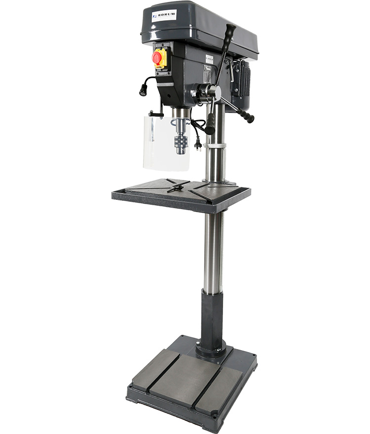 Pedestal Drill 12Speed 2HP