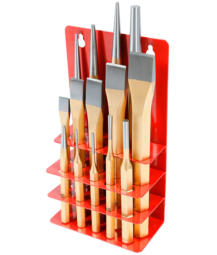 Punch & Chisel Set 14pce