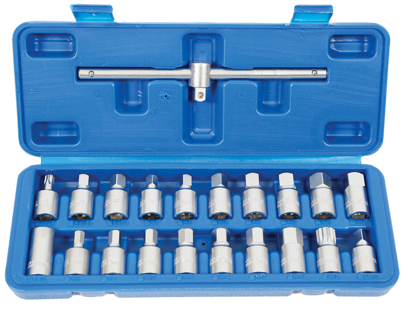 Oil Drain Plug Key Set
