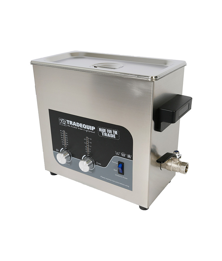 Ultrasonic Parts Cleaner 6Litre