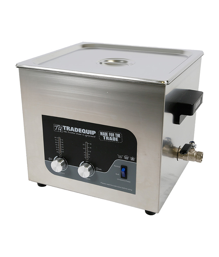 Ultrasonic Parts Cleaner 13Litre