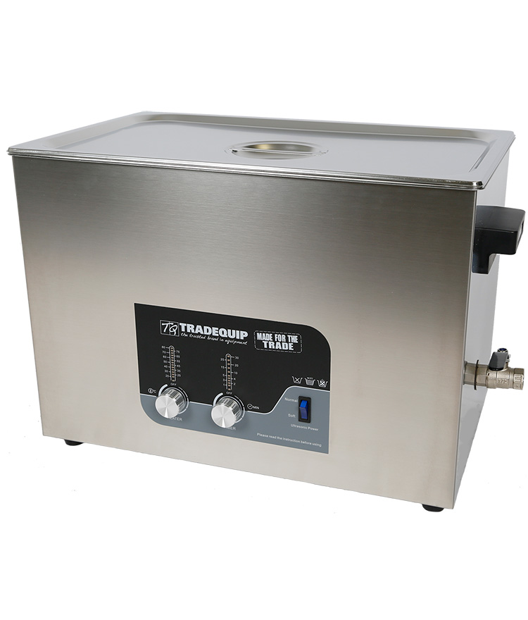 Ultrasonic Parts Cleaner 27Litre