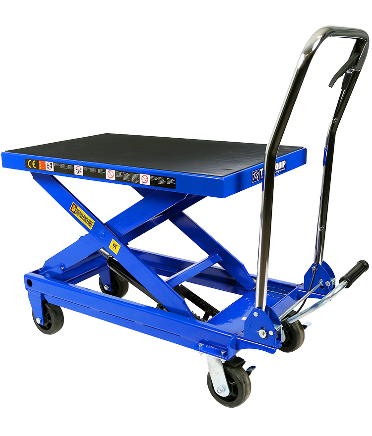 Scissor Lift Workshop Trolley 450kg