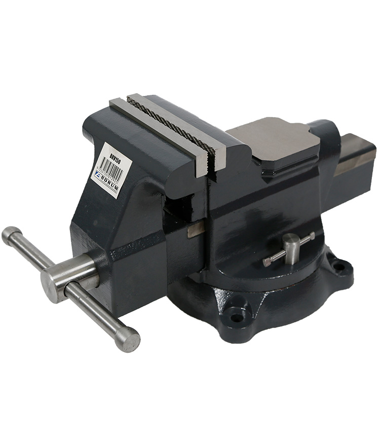 Commercial Bench Vice Swivel with Anvil 150mm