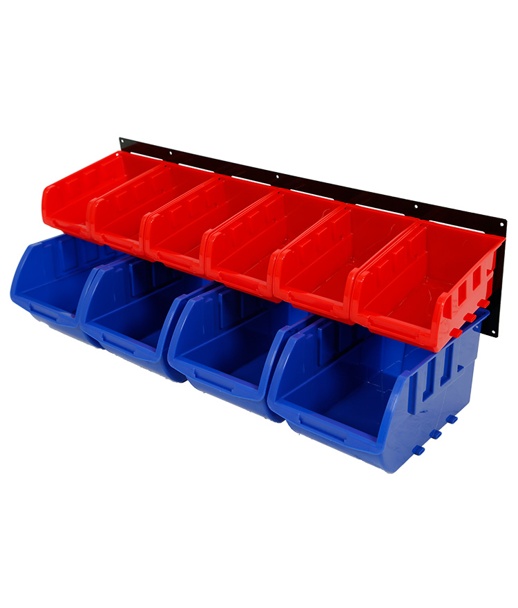 Parts Storage Bin Rack 10Bin